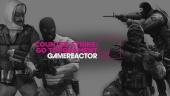 Fem danskar spela Counter-Strike i vår studio
