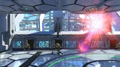 Sonic Forces - Rental Hero Gameplay