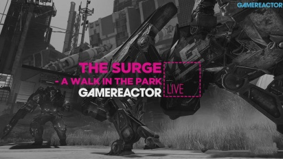 Vi spelar The Surge: A Walk in the Park (2)