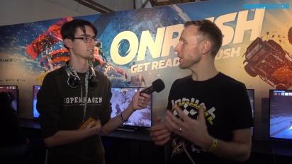 GRTV pratar med Codemasters om Onrush