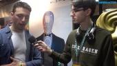 GRTV intervjuar utvecklaren bakom The Spectrum Retreat