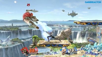 GRTV spelar nya Smash Bros: Sheik vs Ganondorf