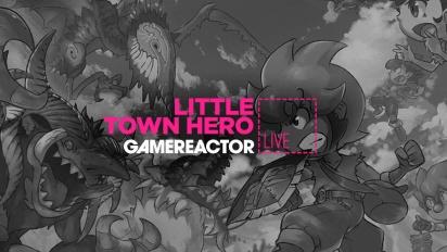 GRTV spelar lite Little Town Hero