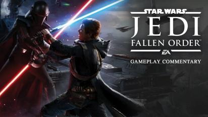 GRTV spelar lite mer av Star Wars Jedi: Fallen Order