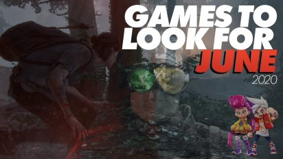Games to Look For - June 2020