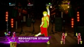 Just Dance 4 - Reggaeton Storm: Baby Girl - DLC Gameplay