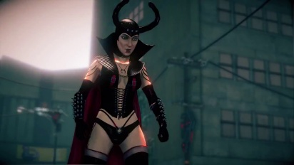 Saints Row IV - Enter the Dominatrix Trailer