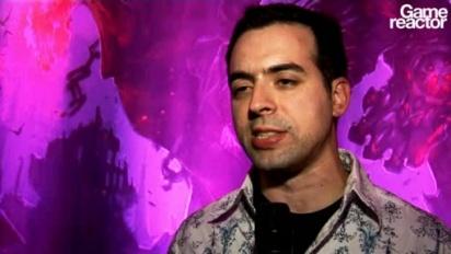 Darksiders interview THQ '08