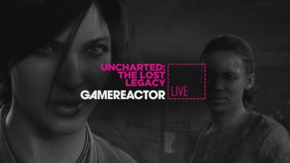 Livestream Replay - Uncharted: The Lost Legacy