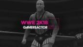 Galonkalsonger och buggar i genomhemska WWE 2K18