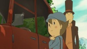 Professor Layton and the Curious Village - iOS and Android Release Trailer