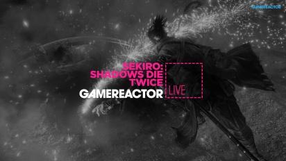 GRTV spelar Sekiro: Shadows Die Twice
