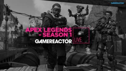 GRTV spelar lite av Apex Legends - Season 1