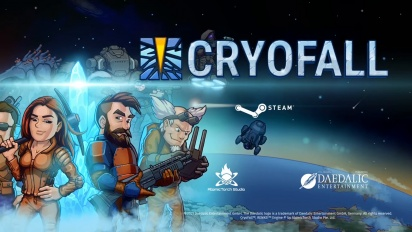 CryoFall - Full Release Trailer