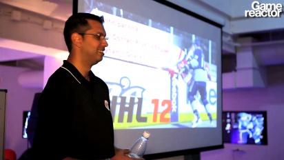 NHL 12-presentation