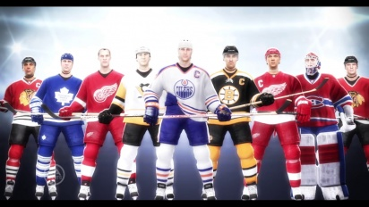 NHL 12 - Legends Sizzler