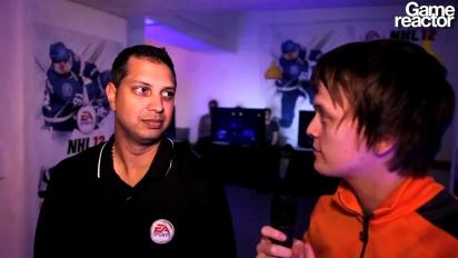 NHL 12 - intervju