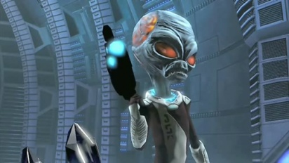Destroy All Humans - Weapons trailer