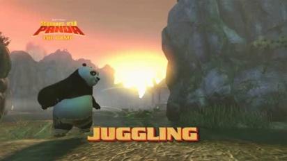 Kung Fu Panda - Combat Skills Vignette
