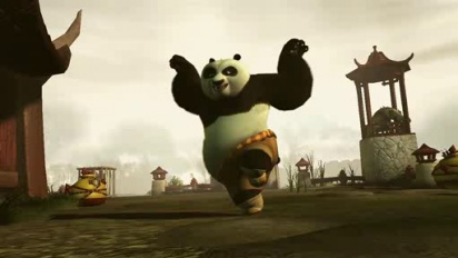 Kung Fu Panda - Launch Trailer
