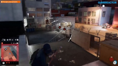 Watch Dogs 2 - Gamereactor Gameplay Del 1