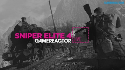 Gamereactor TV spelar Sniper Elite 4