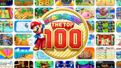 Mario Party - The Top 100 - Game Modes amiibo Trailer - Nintendo 3DS