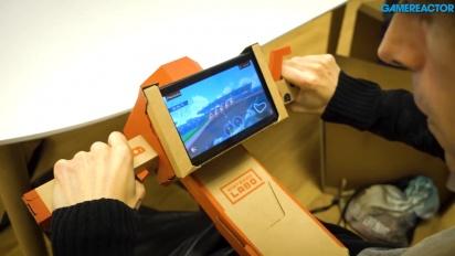 GRTV leker lite med Nintendo Labo: Variety Kit