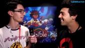 GRTV intervjuar skaparen av Indivisible