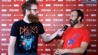 Spider-Man - Ryan Schneider intervjuad i Köpenhamn
