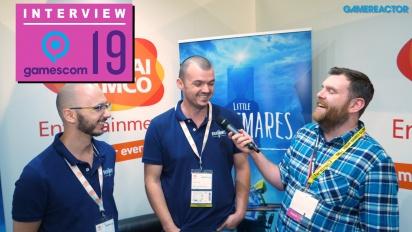 GRTV på Gamescom 19: Intervju med Tarsier om Little Nightmares 2