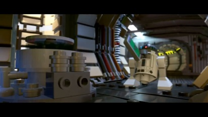 Lego Star Wars: The Skywalker Saga - Sizzle Trailer