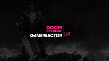 GRTV spelar mer av Doom Eternal