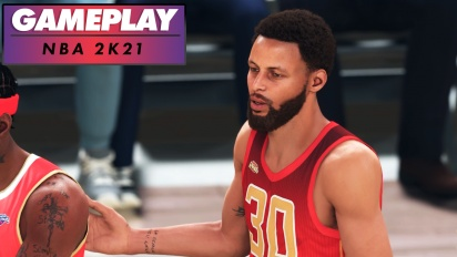 NBA 2K21 - PS5 Gameplay