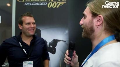 GC 11: Goldeneye 007 Reloaded-intervju