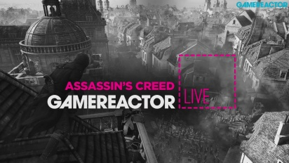 Assassin's Creed Unity: Dead Kings DLC - Livestream Replay