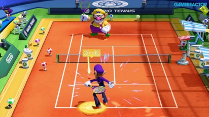 Ännu mer Mario Tennis!