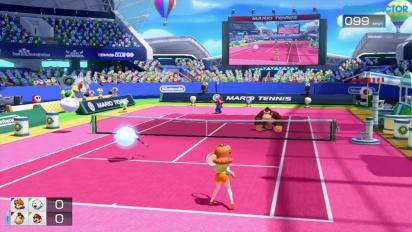 Vi kikar närmare på nya Mario Tennis