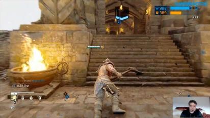 Vi spelar Ubisofts ninjasimulator For Honor