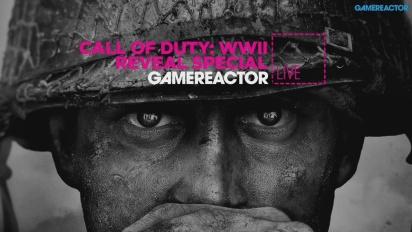 Vi pratar och drömmer om Call of Duty: WWII