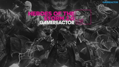 Vi spelar Heroes of the Storm 2.0