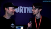 Fortnite - Zak Phelps intervjuad
