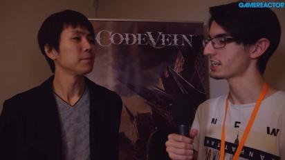 Code Vein - Vi intervjuar producenten Keita Iizuka