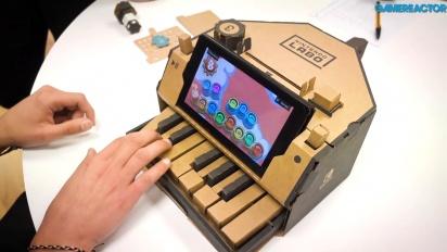GRTV testar Nintendo Labo: Variety Kit (1)