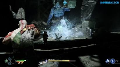 GRTV spelar God of War (såhär dödar man ett troll!)