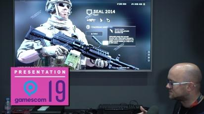 GRTV på Gamescom 19: Vi kikar närmare på Caliber
