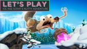 Let's Play Ice Age: Scrat's Nutty Adventure - Episode 3