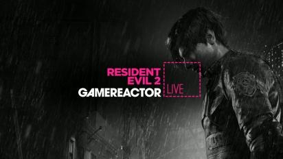 GRTV återvänder till skräcken i Resident Evil 2