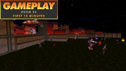 GRTV avnjuter de första 15 minuterna av Doom 64