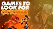 GRTV listar oktober-spelen du bör hålla utkik efter